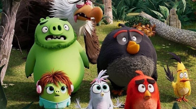 «Angry Birds 2 в кино» возглавил российский кинопрокат