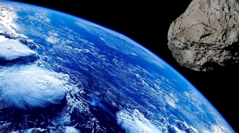 NASA: к Земле приближается астероид диметром в километр