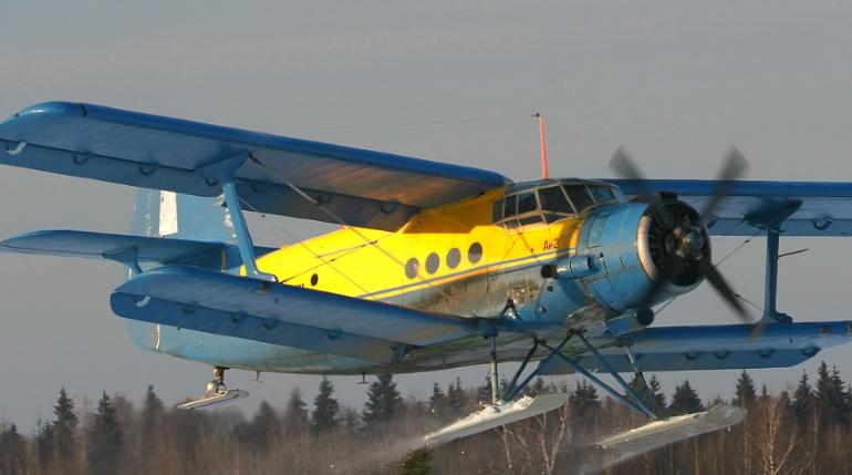 В Бурятии пропал Ан-2 с пассажирами на борту