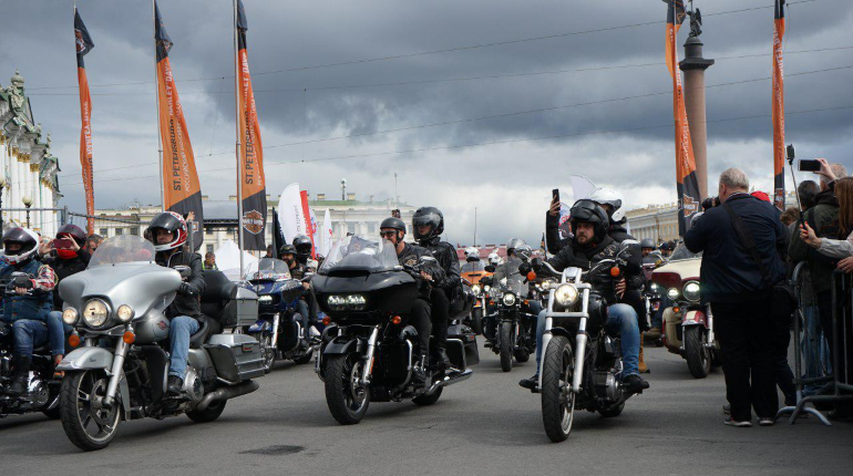 Мотофестиваль St. Petersburg Harley Days: фоторепортаж «Мойки78»