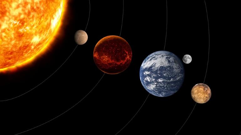 Землян ждёт парад планет с 4 июля до середины августа