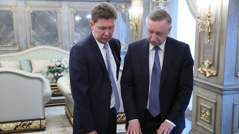 «Газпром» собирается построить новые газопроводы в Петербурге