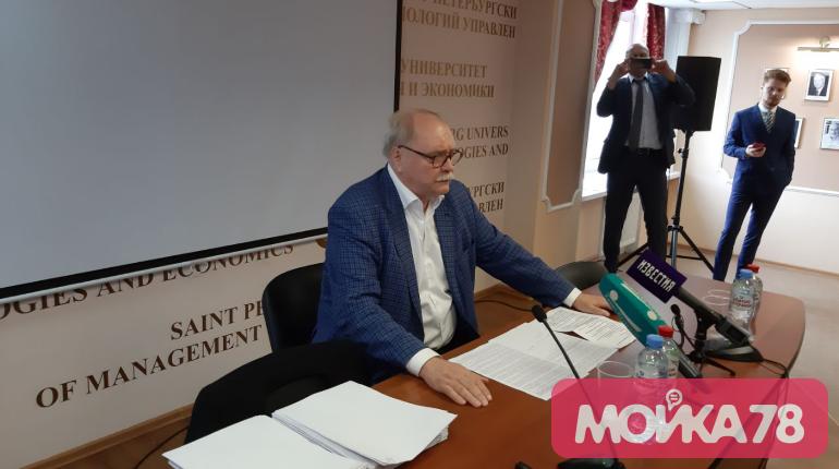 Бортко подал в ГИК заявление о снятии с выборов губернатора
