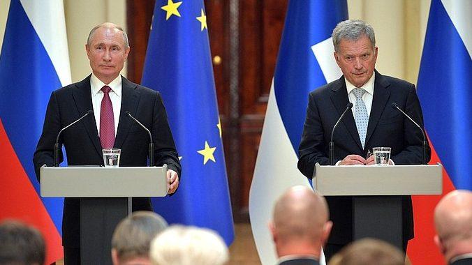 Президент Финляндии дал прогноз дальнейшим отношениям России и США