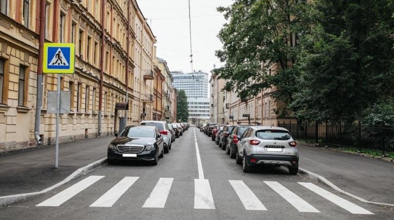 «ВАД», «АБЗ-Дорстрой» и «Возрождение» сдали после ремонта четыре улицы в Петербурге