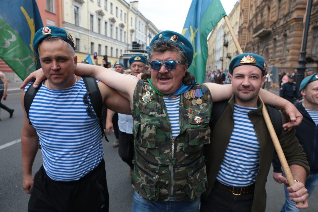 День ВДВ «добьет» коронавирус в Петербурге