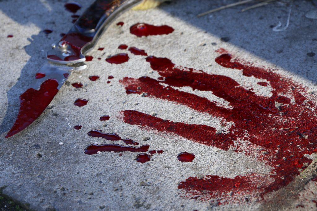 Арендаторы залили кровью и разбили технику на съемной квартире в Невском