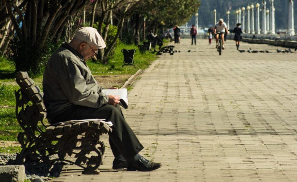 Россия погибла рекорд по числу 100-летних долгожителей