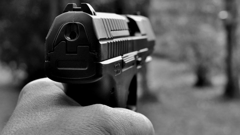 Жительница Токсово после распития спиртного выстрелила в голову сожителю