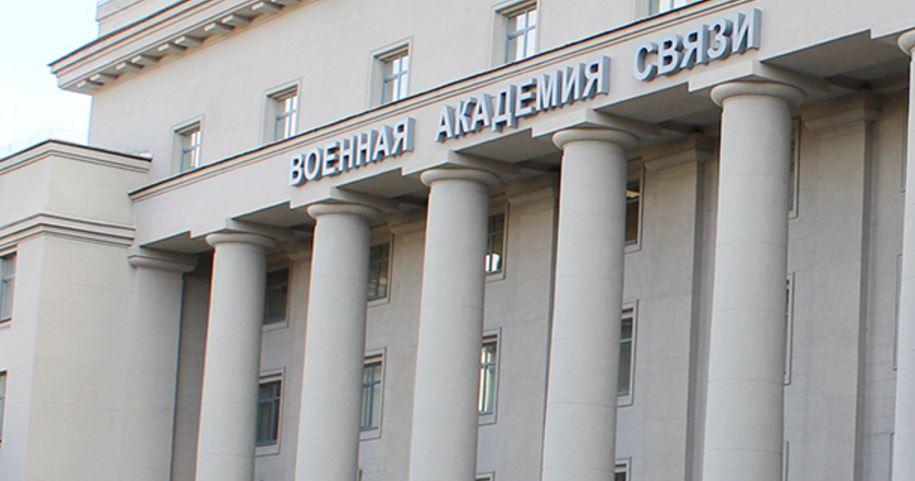 Первокурсники Военной академии связи приняли присягу в Петербурге