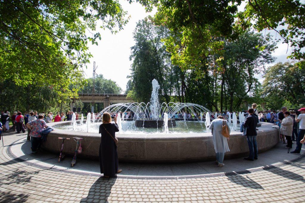 «Водоканал» отключит петербургские фонтаны в День ВДВ