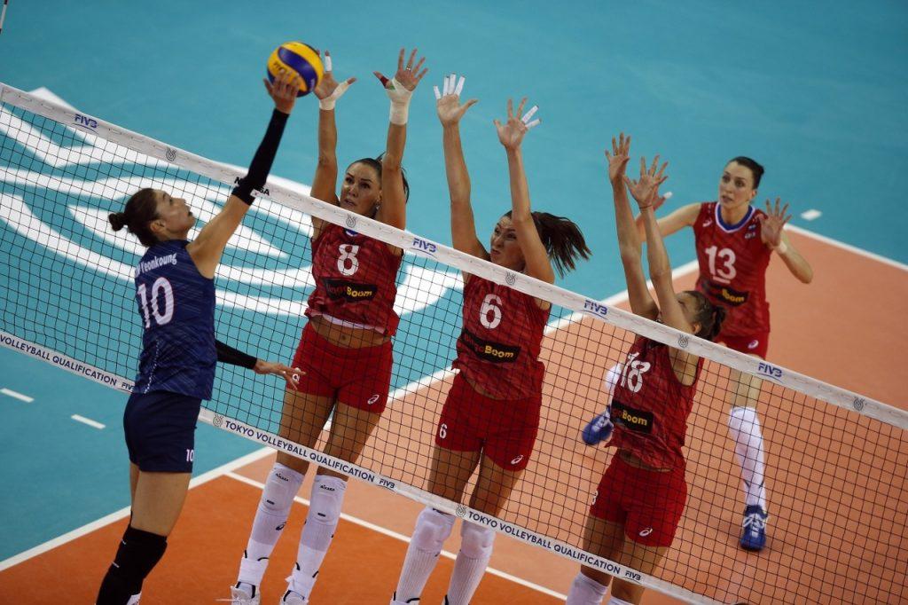 По итогам жеребьевки Петербург примет семь матчей чемпионата мира по волейболу — 2022