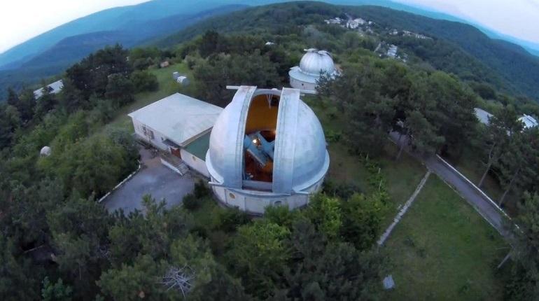 Петербургских астрономов отправляют в Крым — наблюдать и греться