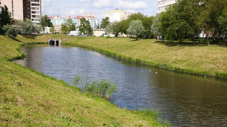 Пулково предотвратит слив реагентов в реку Новую «временными» мерами