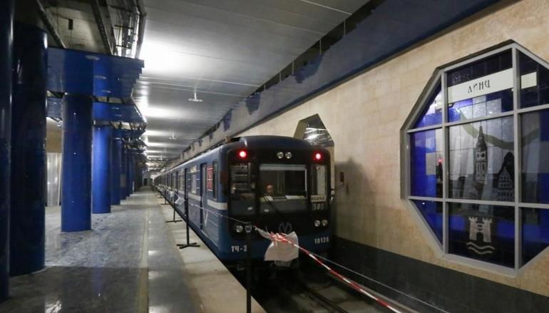 Беглов прервет отпуск, чтобы открыть новые станции Фрунзенского радиуса