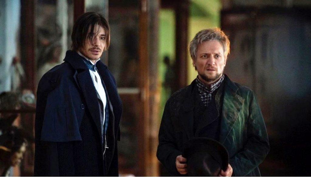Японский телеканал приобрел права на показ сериала «Шерлок в России»
