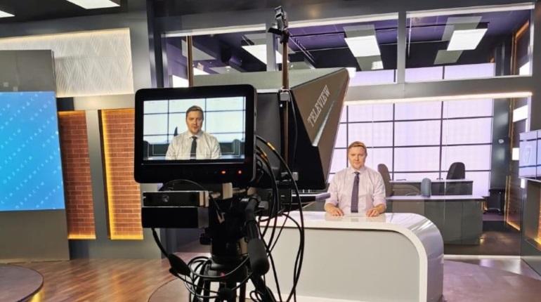 В понедельник заработает областной телеканал ЛенТВ24