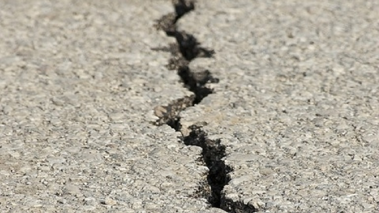 Землетрясение магнитудой 5,4 произошло в Казахстане