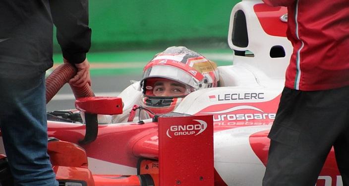 Назван победитель квалификации Гран-при Формулы-1 в Италии
