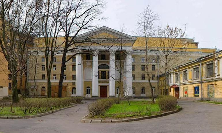 КГИОП внес здание «Ленфильма» в список объектов культурного наследия