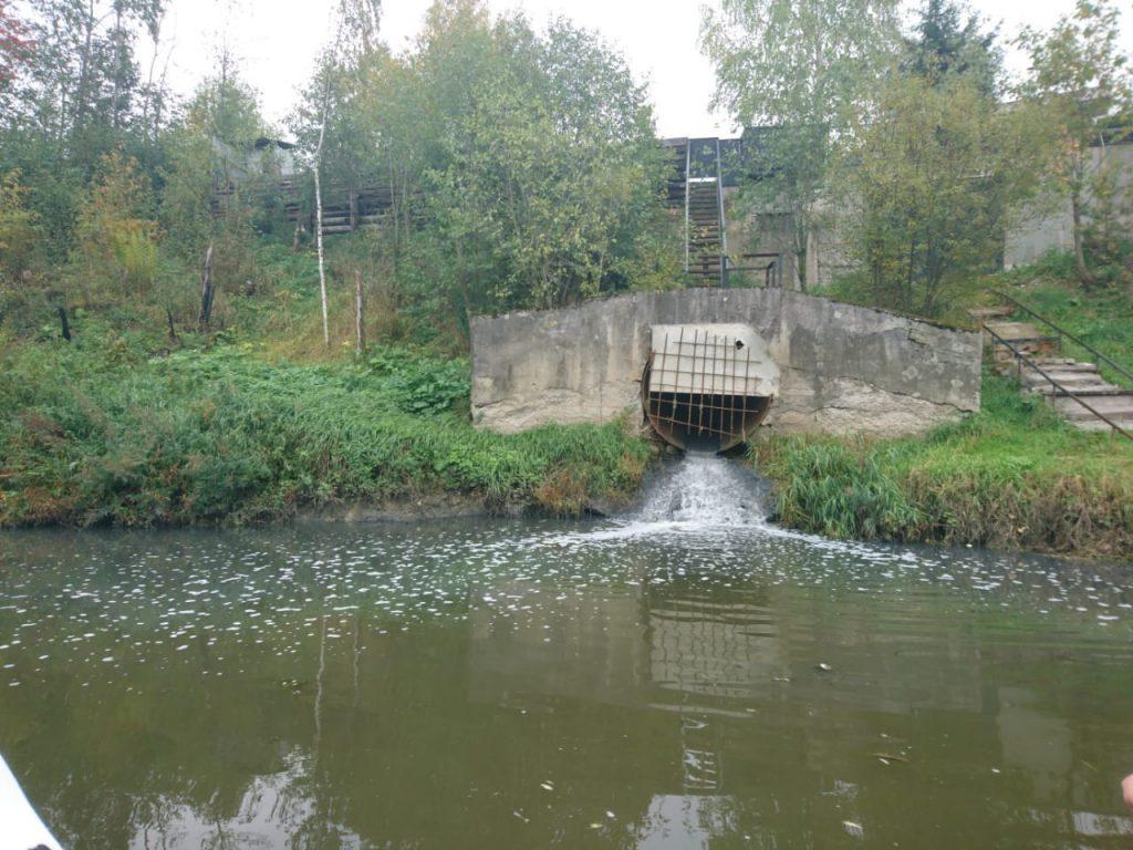 Росприроднадзор проверил проблемные объекты реки Славянка