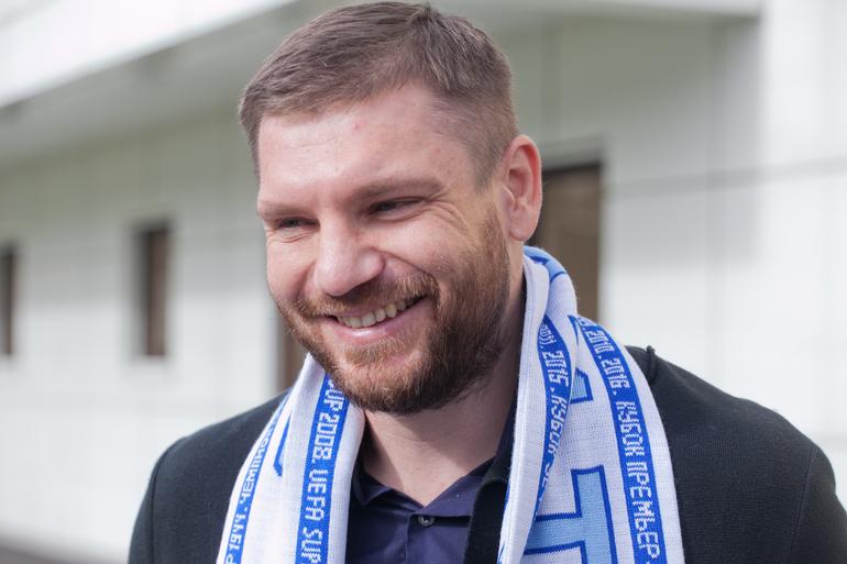«Выиграла не команда, а клуб»: Алексей Игонин прокомментировал победу «Зенита»