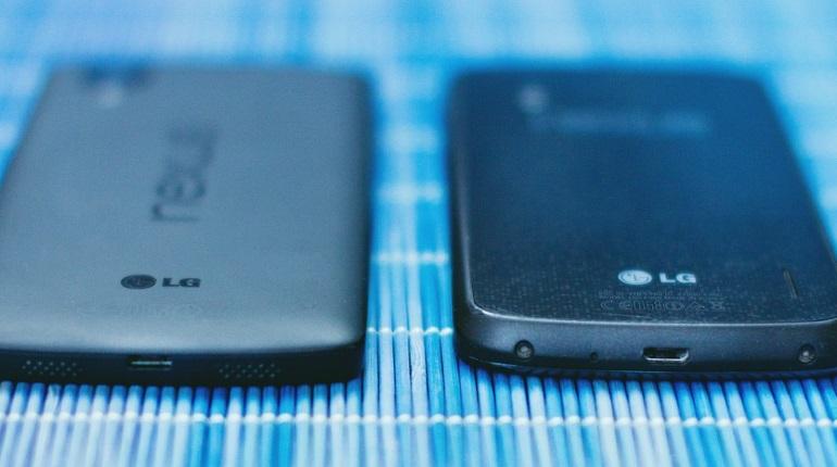 Смартфоны LG могу исчезнуть из России