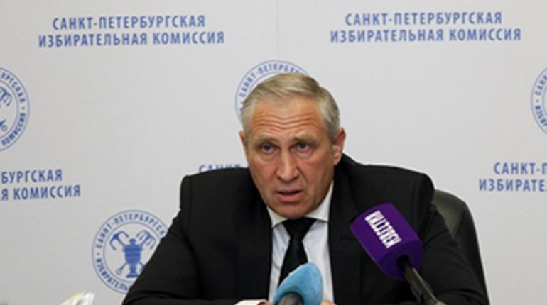 Беглов подписал постановление о снятии Миненко с должности главы СПбИК