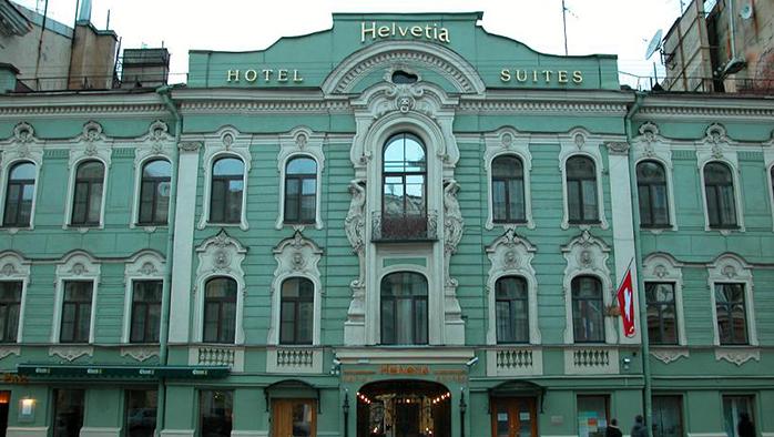 Петербург признали лучшим городом для гостиничного бизнеса
