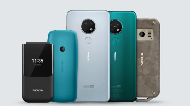 Nokia представила легендарную раскладушку и кнопочный телефон с WhatsApp