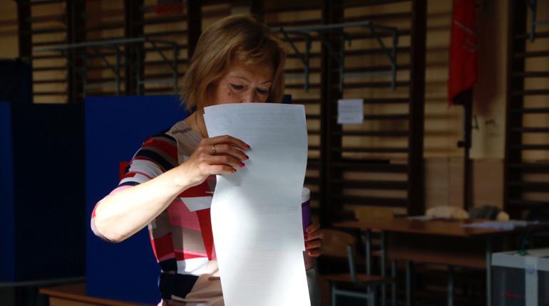 Больше 8% избирателей в Приангарье проголосовали досрочно