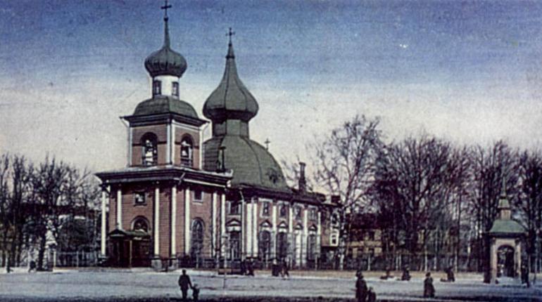 У Петропавловки могут поставить копию первого храма Петербурга