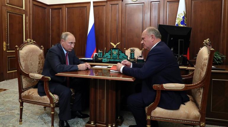 Путин оценил предложение об избирательных поправках