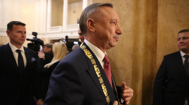 Беглов наградил Пиотровского орденом «За заслуги перед Отечеством»