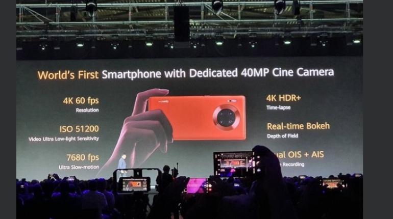 Huawei показала флагманский смартфон без сервисов Google