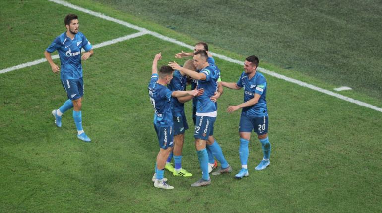 Изменено время начала выездного матча «Зенита» с «Крыльями Советов»