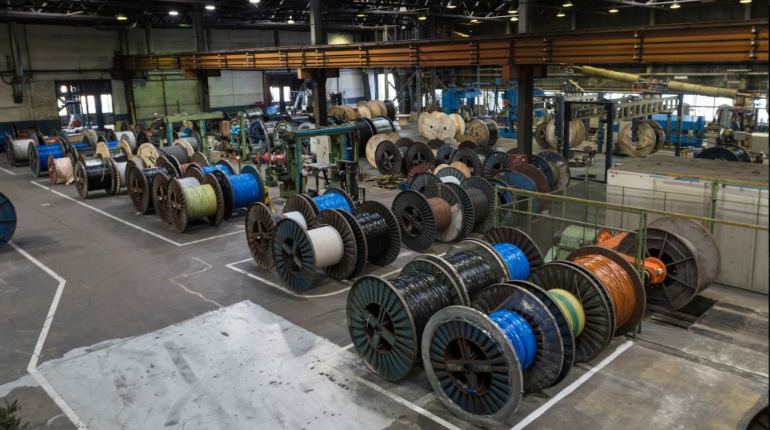 «Севкабель» в честь 140-летия пустит посетителей на закрытое производство
