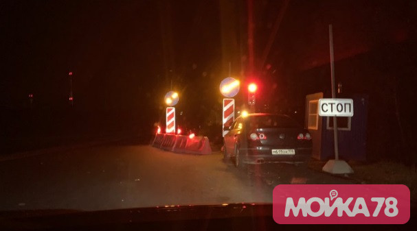 На трассе «Сортавала» автомобилисты стоят в 12-километровой пробке
