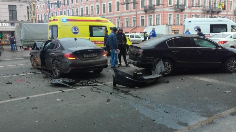 Суд отказался снизить срок лихачу-угонщику, устроившему смертельное ДТП на Невском