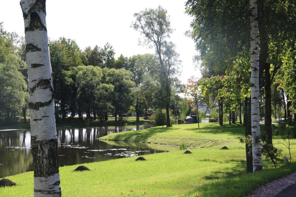 Колпинский парк ждет «апгрейд»
