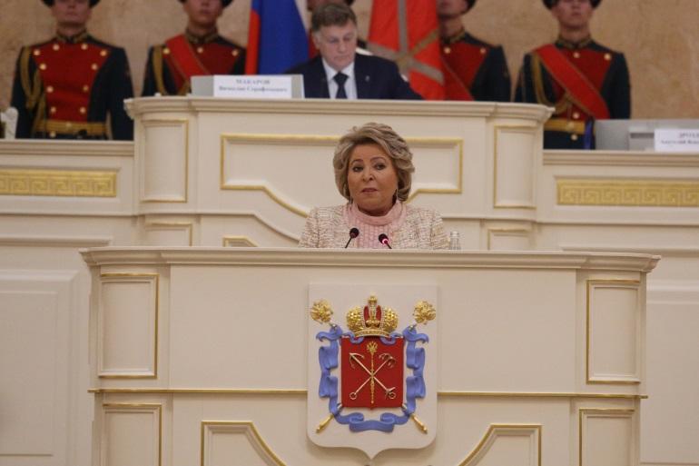 Матвиенко исключила общероссийский локдаун из-за коронавируса