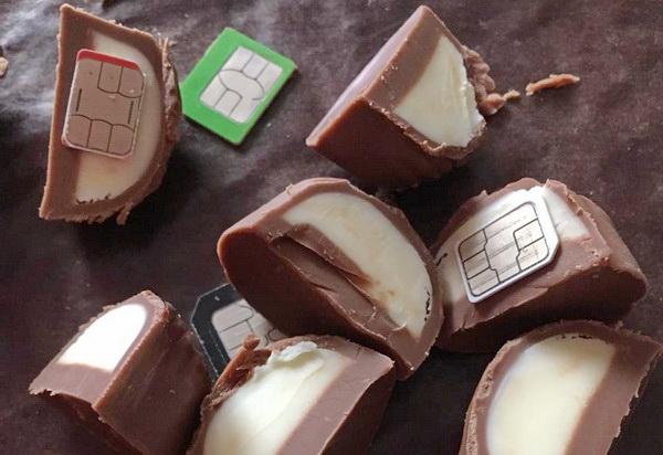 Конфеты с сюрпризом: в колонию Петербурга хотели пронести сладости с сим-картами