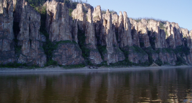 В Якутске ввели режим ЧС из-за уровня воды в Лене
