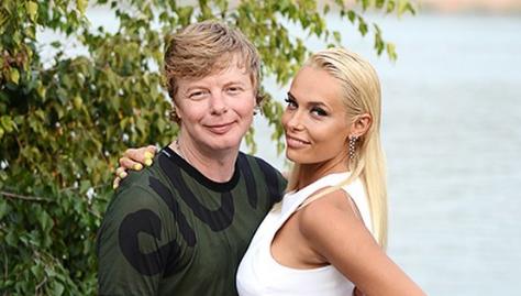 Жена Рыжего из «Иванушек» променяла мужа на 28-летнего баскетболиста