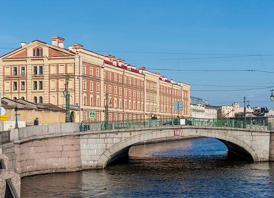 Букато получил право отремонтировать набережную Грибоедова
