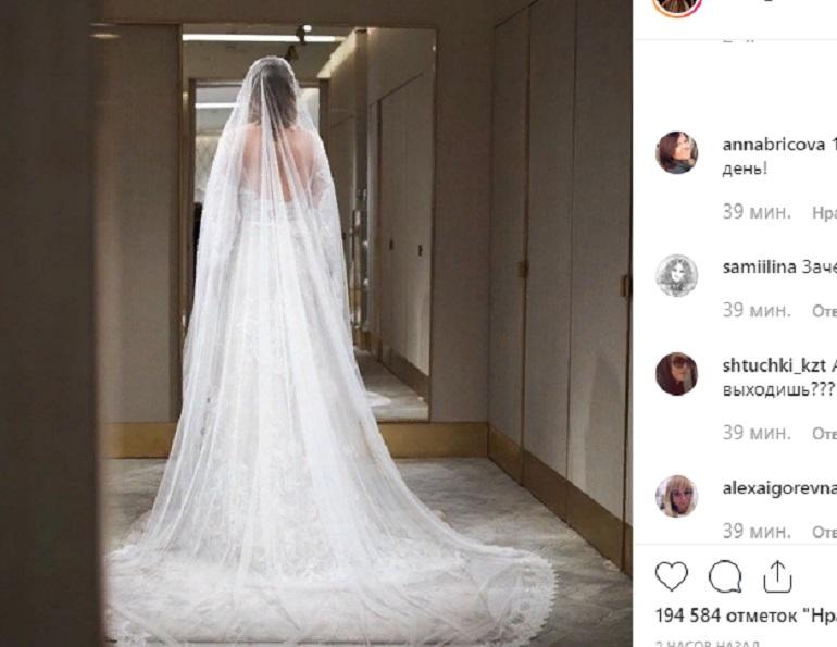 «Зачем столько рекламы?»: в Instagram не рады свадьбе Собчак