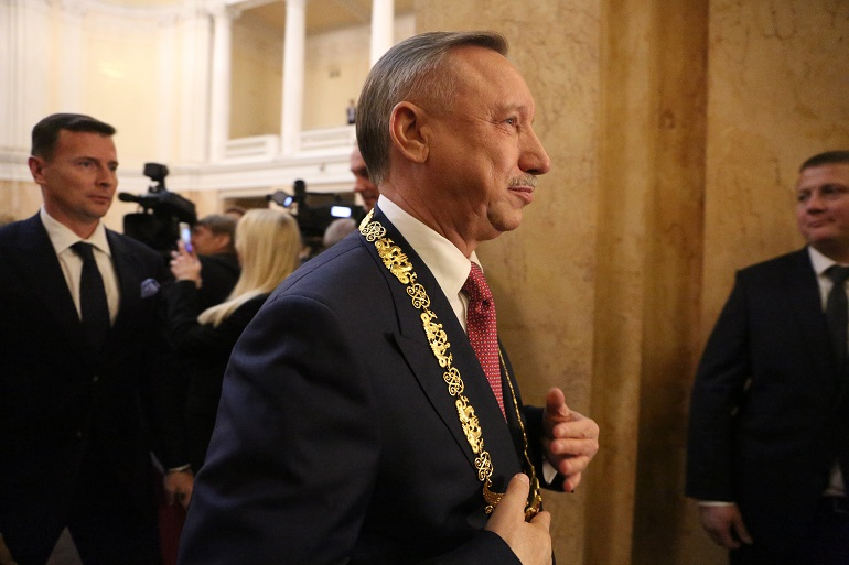 Победа Беглова в первом туре сэкономила бюджету Петербурга почти 180 млн