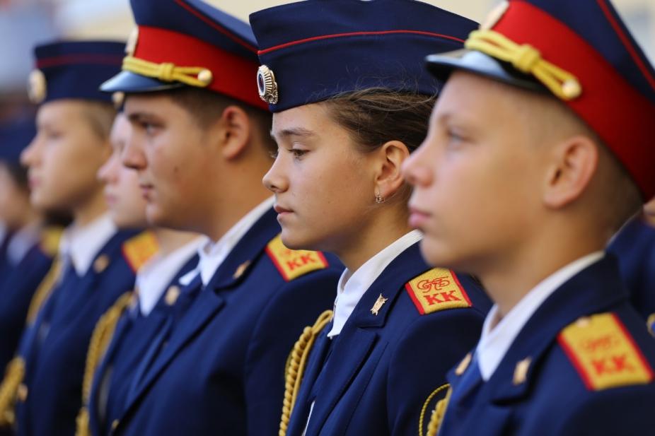 Председателю СКР Александру Бастрыкину доложили об итогах приемной кампании