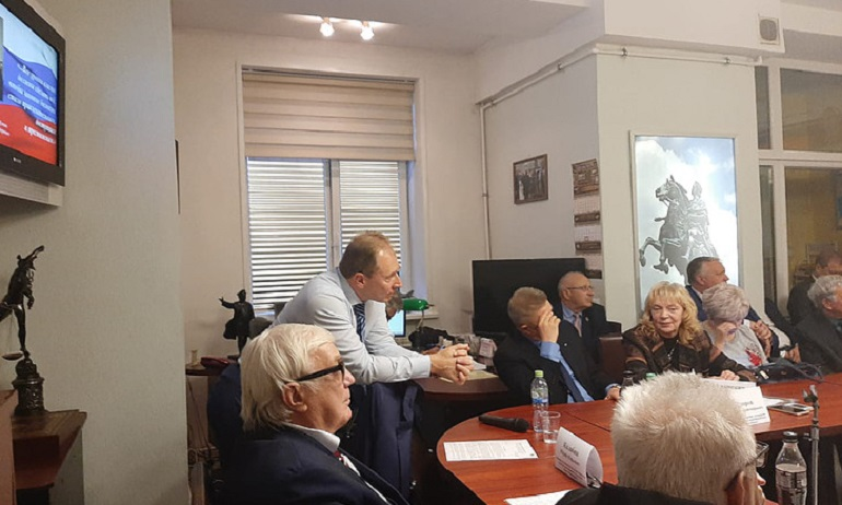 В обезглавленном комитете по промышленной политике Петербурга назначен новый зампред