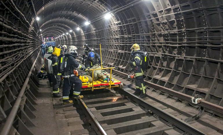 Петербургское метро наградили на конкурсе «Транспортная безопасность России 2019»